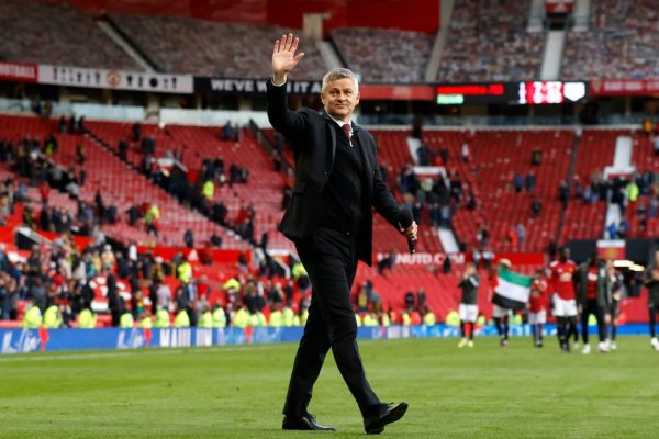 Solskjaer has promised fans will bring success to Old Trafford