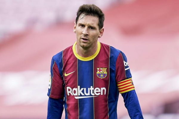 Messi may not register Barca players before the deadline.