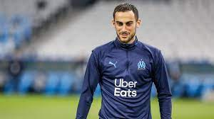Marseille defender Lucas Perrin is moving to Strasbourg.